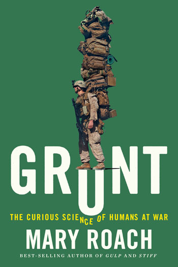 Science Cafe: Grunt: The Curious Science of Humans at War